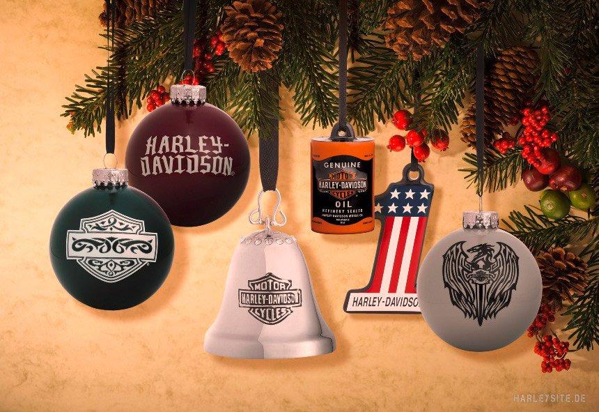 Harley-Davidson hat coole Weihnachtsgeschenke im Programm