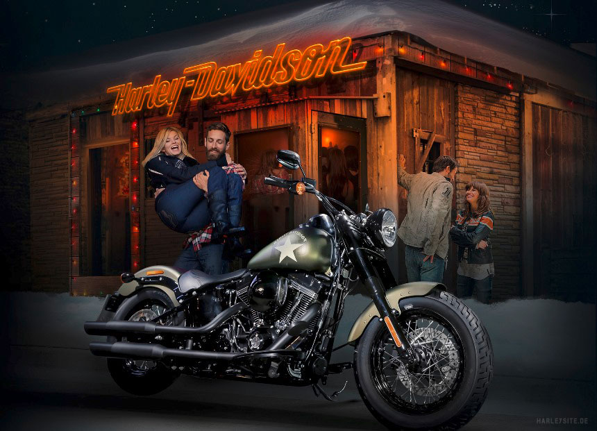 "Harley-Davidson Vertragshändler Nikolaus-""Open House"""