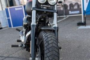 Harley-Davidson & Michelin Scorcher Test Ride