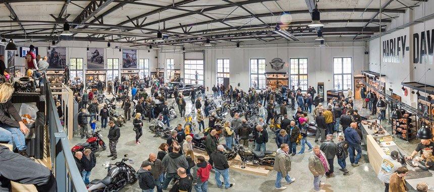 Ruhrpott Total, Grand Opening bei H-D Bochum