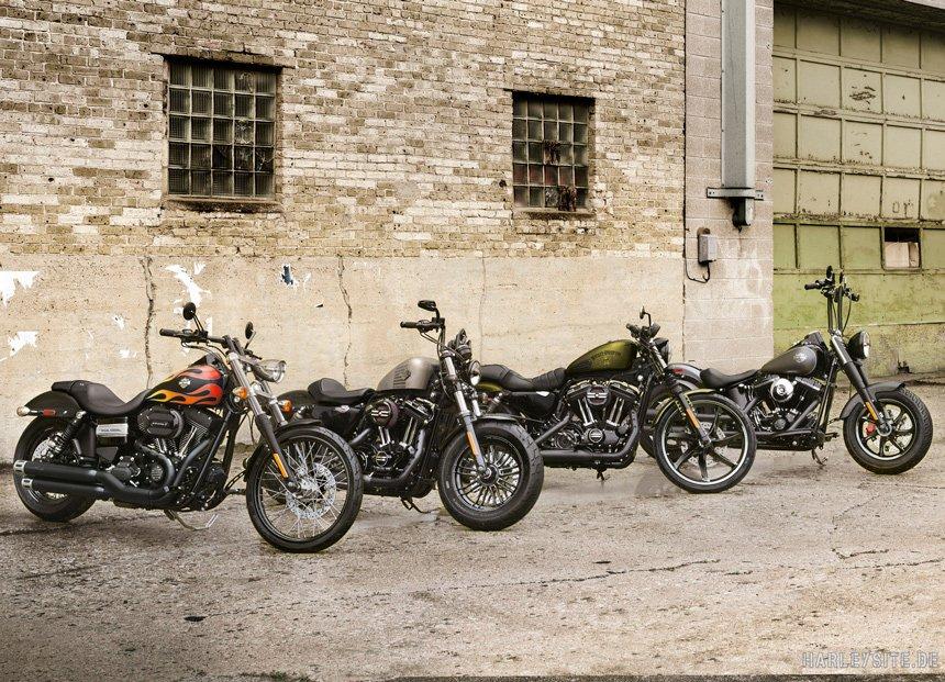 Der neue Harley-Davidson Katalog hilft gegen Winterfrust