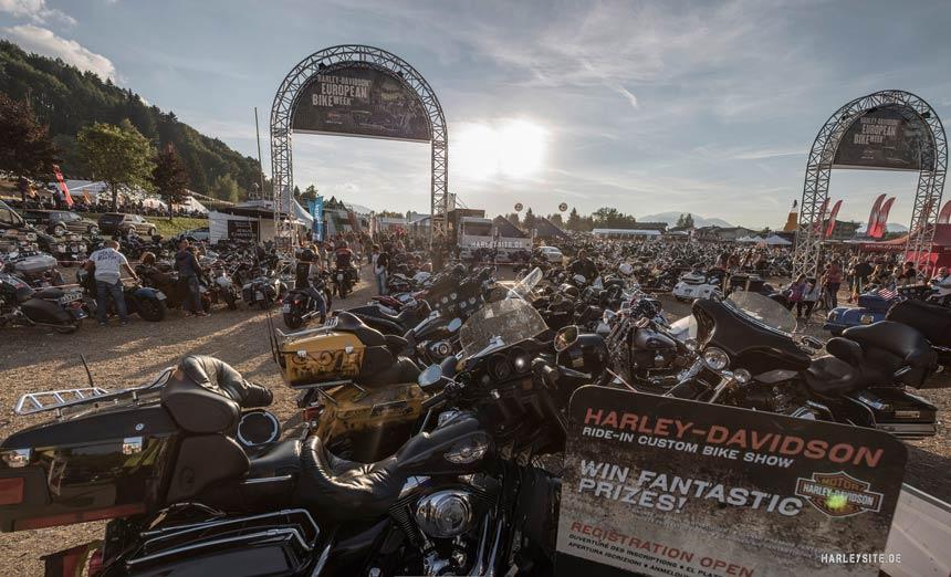 Die Harley-Davidson Events des Jahres 2016