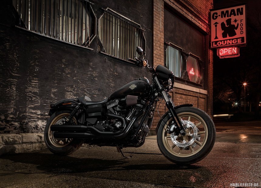 HARLEY-DAVIDSON LOW RIDER S: DIE NEUE DIMENSION DER PERFORMANCE