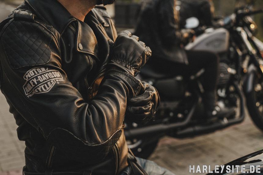 Harley-Davidson Kurse für Motorrad-Wiedereinsteiger