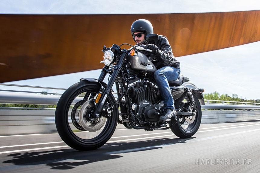 Die neue Harley-Davidson Roadster wurde jetzt vorgestellt!