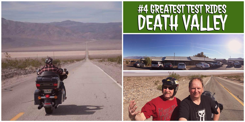 Die unendlich langen Highways auf der Harley-Davidson entlang Cruisen.