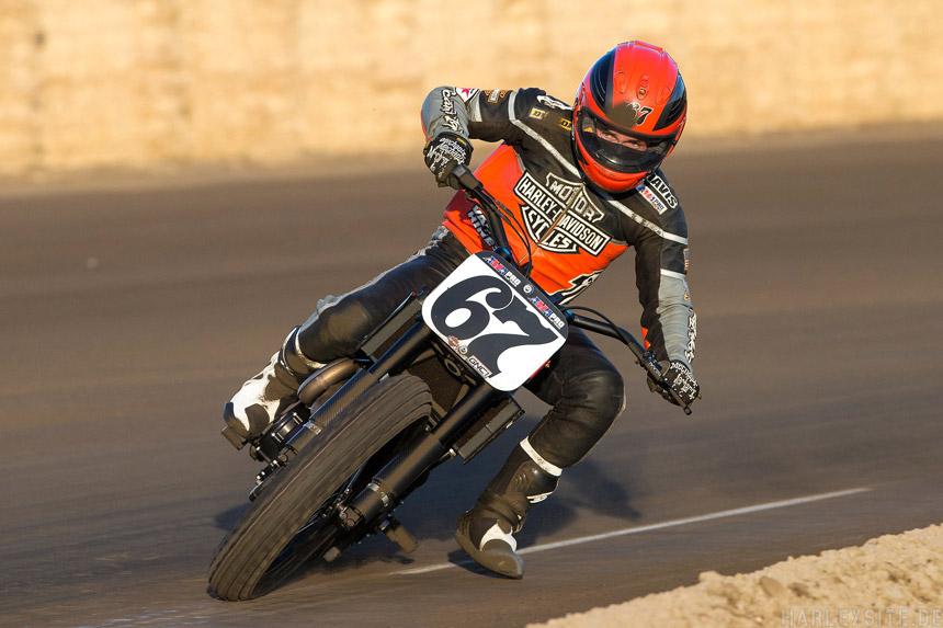 Harley-Davidson präsentiert die neue Rennmaschine XG750R