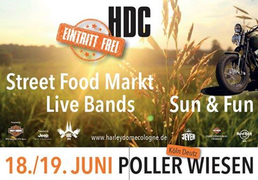 GEWINNSPIEL – Harley Dome Cologne!