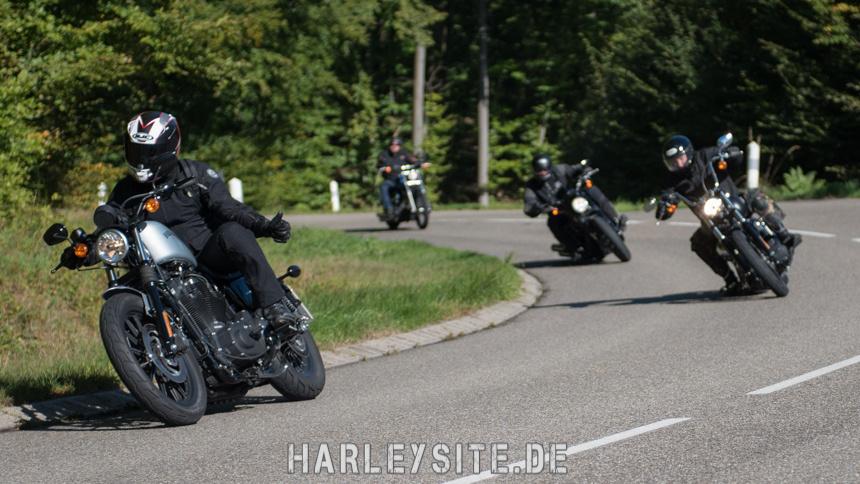 Harley-Davidson Cruiser 2016 Video