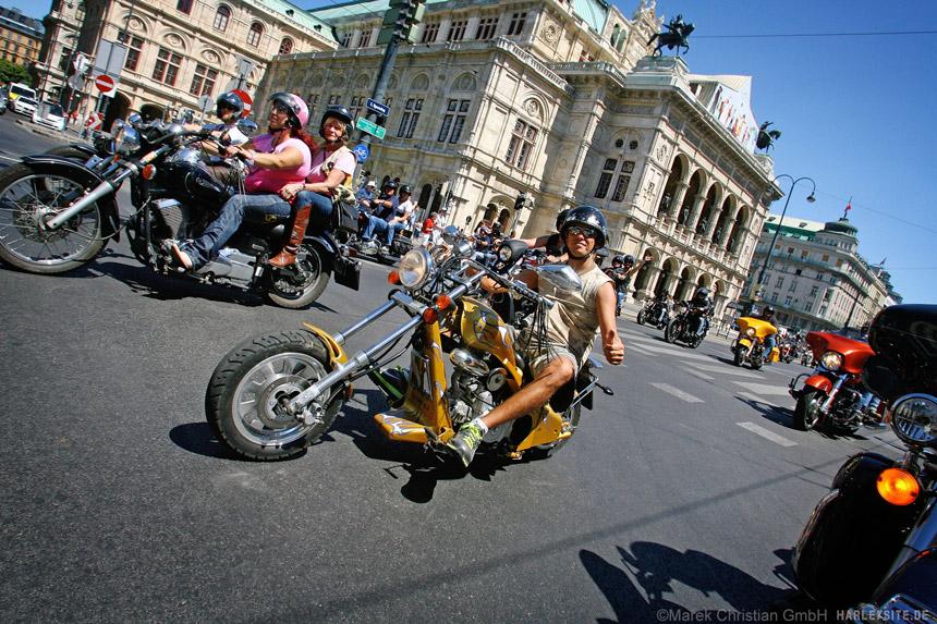 Die Vienna Bike Days finden vom 15. bis 17. Juli 2016 statt