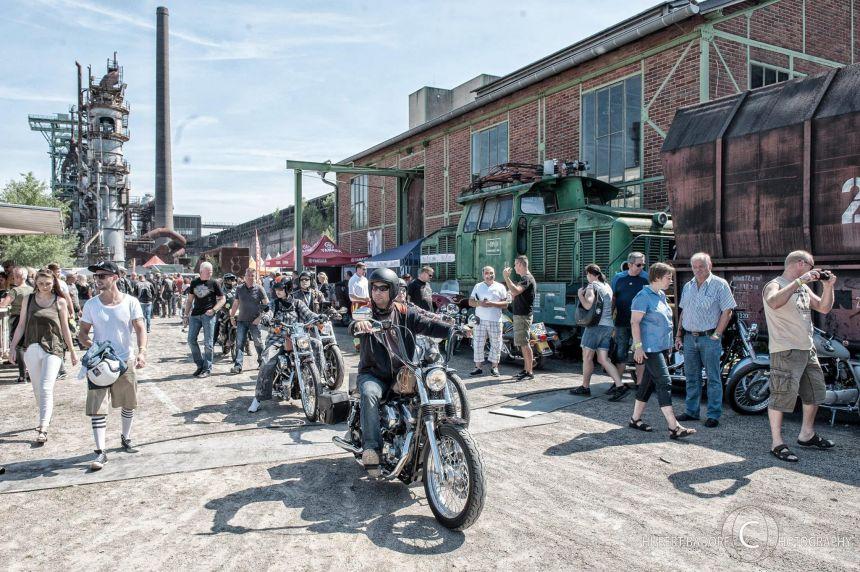 Bildnachweis: 22nd Harley Meeting Ruhrpott