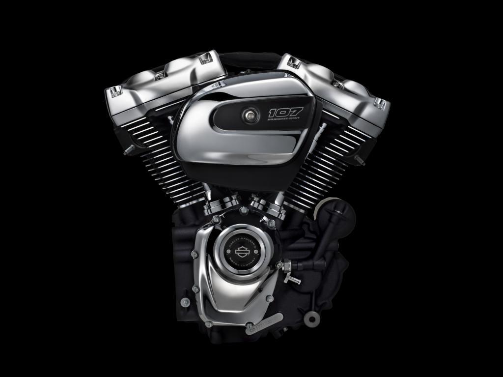 107cui Harley-Davidson_Motor