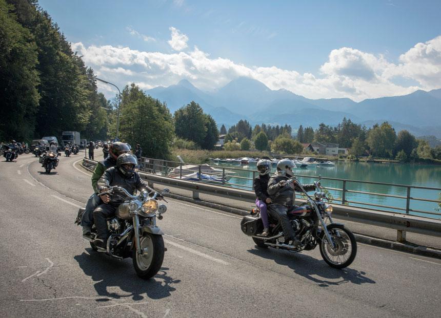 Vom 6. bis zum 11. September steigt die European Bike Week