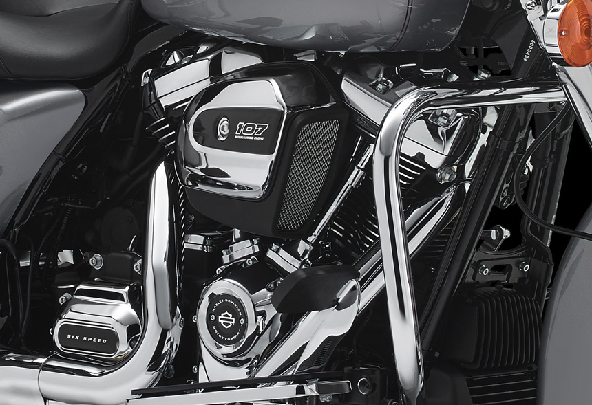 NEUER HARLEY-DAVIDSON MILWAUKEE-EIGHT MOTOR