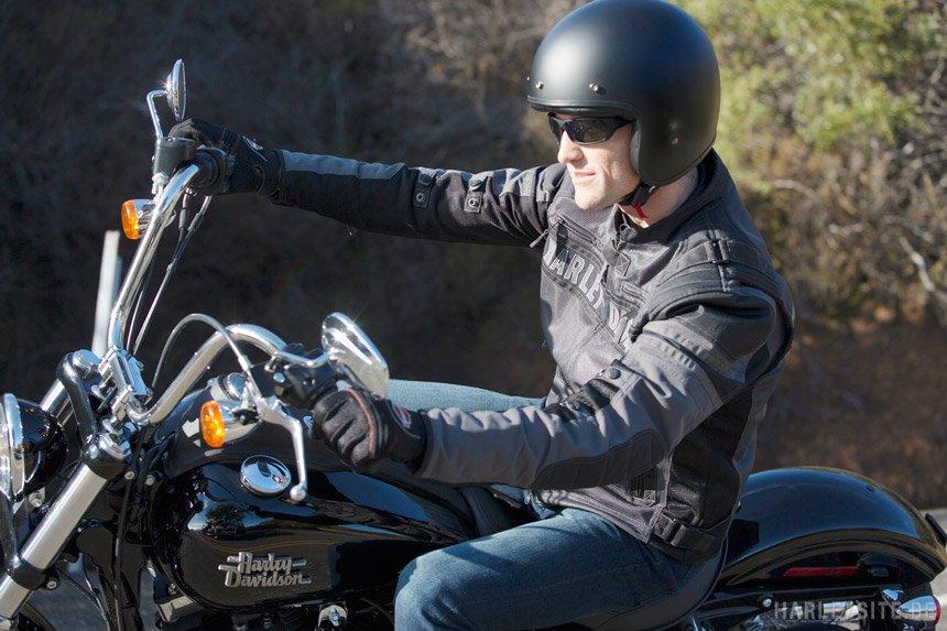 Harley-Davidson präsentiert Fahrerausstattung und Fashion für den Herbst