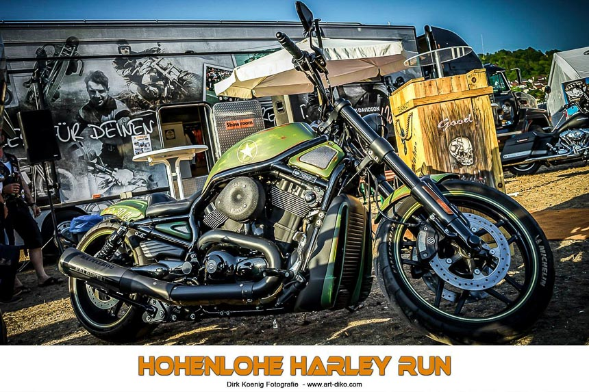 7. Hohenlohe Harley Run in Künzelsau – Review