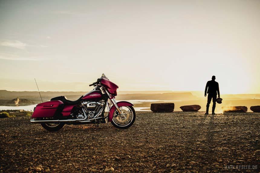 Wer bis Ende November eine Harley Probe fährt, sichert sich die Chance auf eine Motorrad-Traumreise in Südafrika