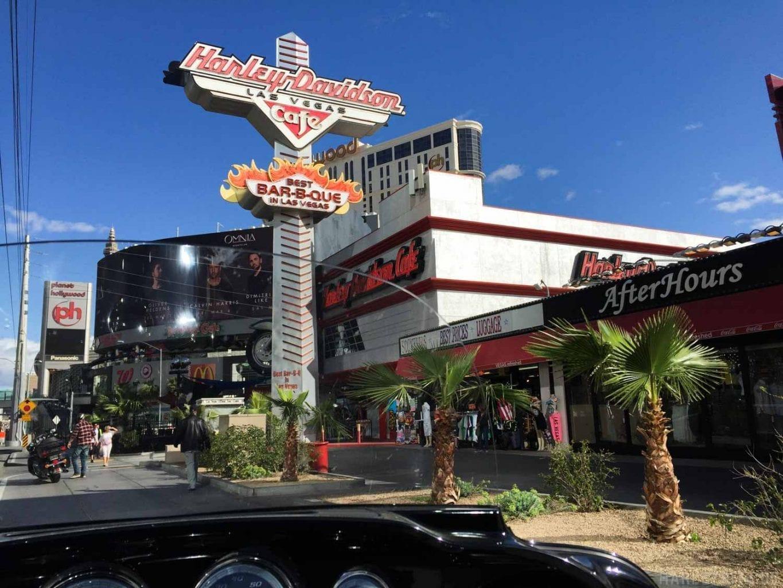 Las Vegas Harley-Davidson Cafe