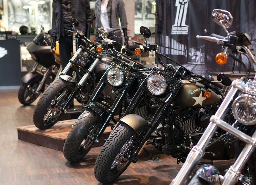 Bildnachweis: Delfs/Harley-Davidson