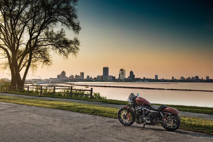 """Harley Fans und Kunden wählen den """"Custom King"""""""