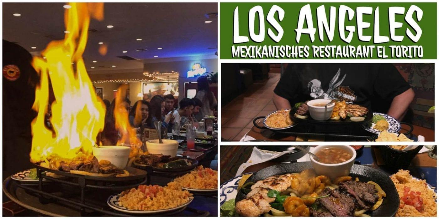 Mexikanisches Restaurant El Torito in Los Angeles