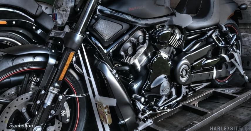 Harley-Davidson Night Rod Special Diebe erwischt!