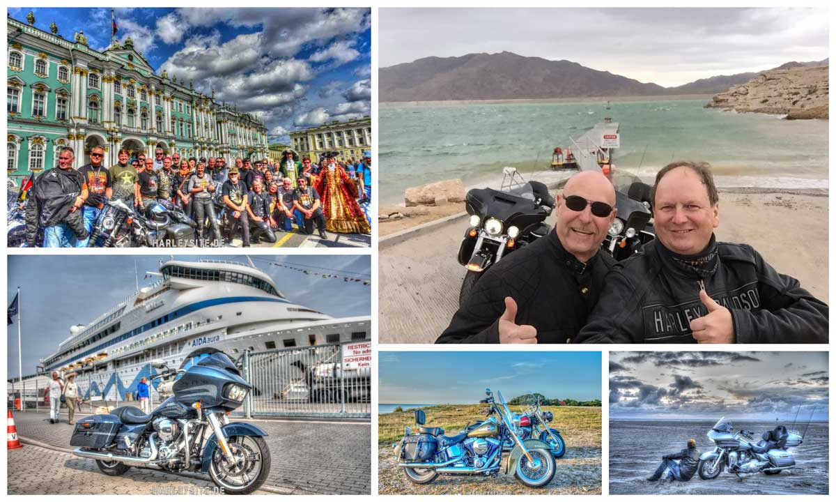 Harleysite | News - Blog - Vlog - Fotos - Videos zum Thema Harley Davidson