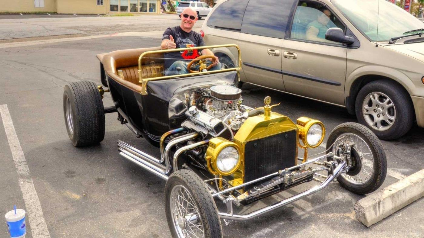 Needles Hermann im Ford T-Buckle von Dave