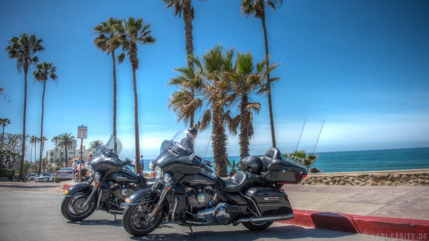 San Diego - An der Küste von La Jolla