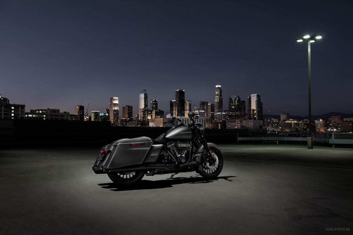 Harley-Davidson Road King Special Custom 2017