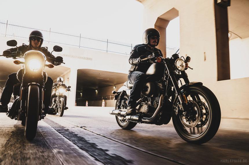 Harley-Davidson Probefahrtaktion 2017