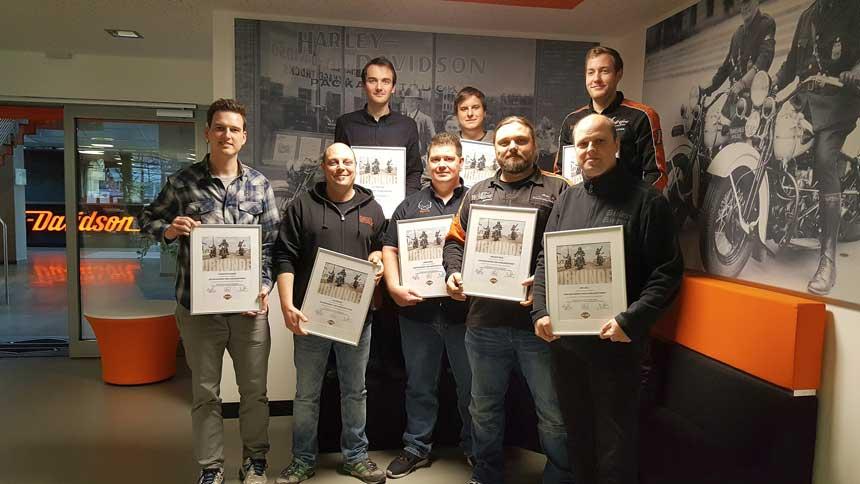 Harley-Davidson Germany hilft bei der Unternehmensnachfolge
