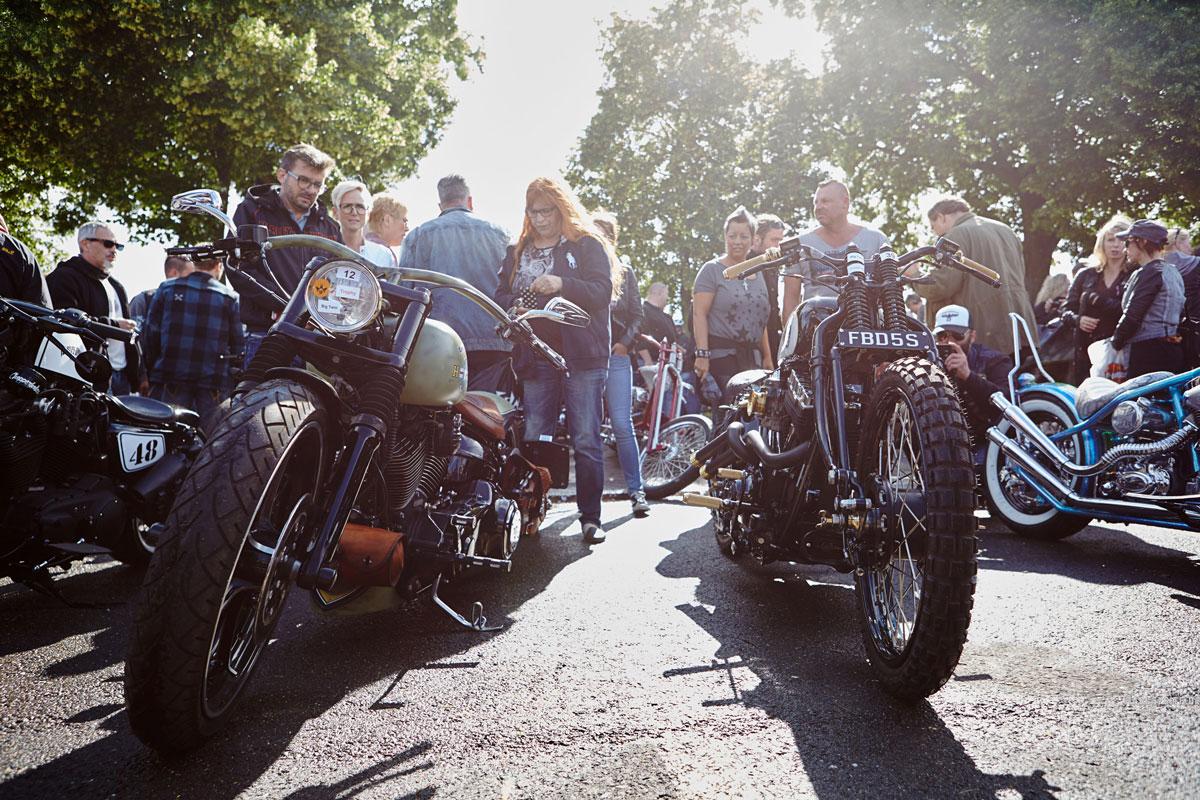 Am 20. und 21. Mai 2017 steigt der Harley Dome Cologne