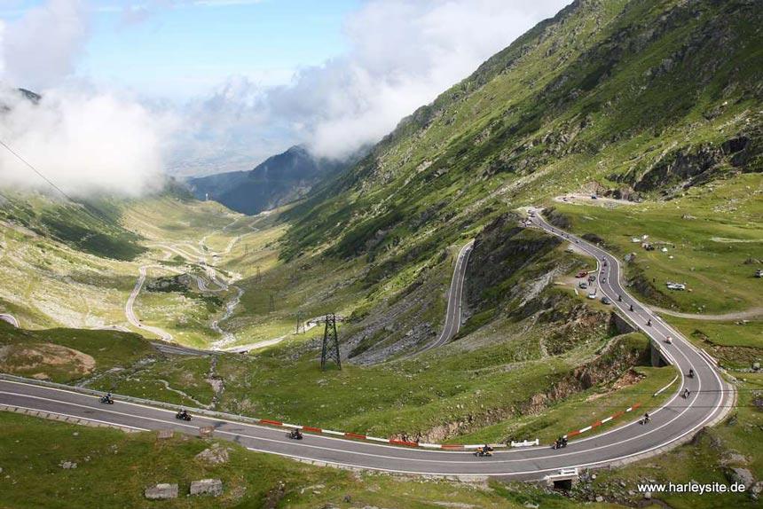 Der Rumänien Ride – Ein Land voller Mythen und Legenden