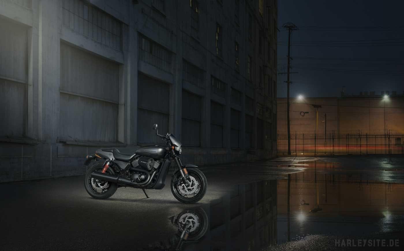 Harley-Davidson Street-Road 2017