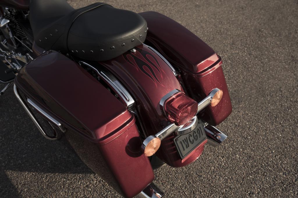 Die neue Harley-Davidson Road King 2017 3