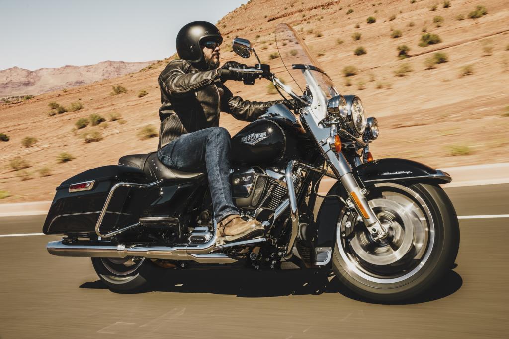 Die neue Harley-Davidson Road King 2017 6