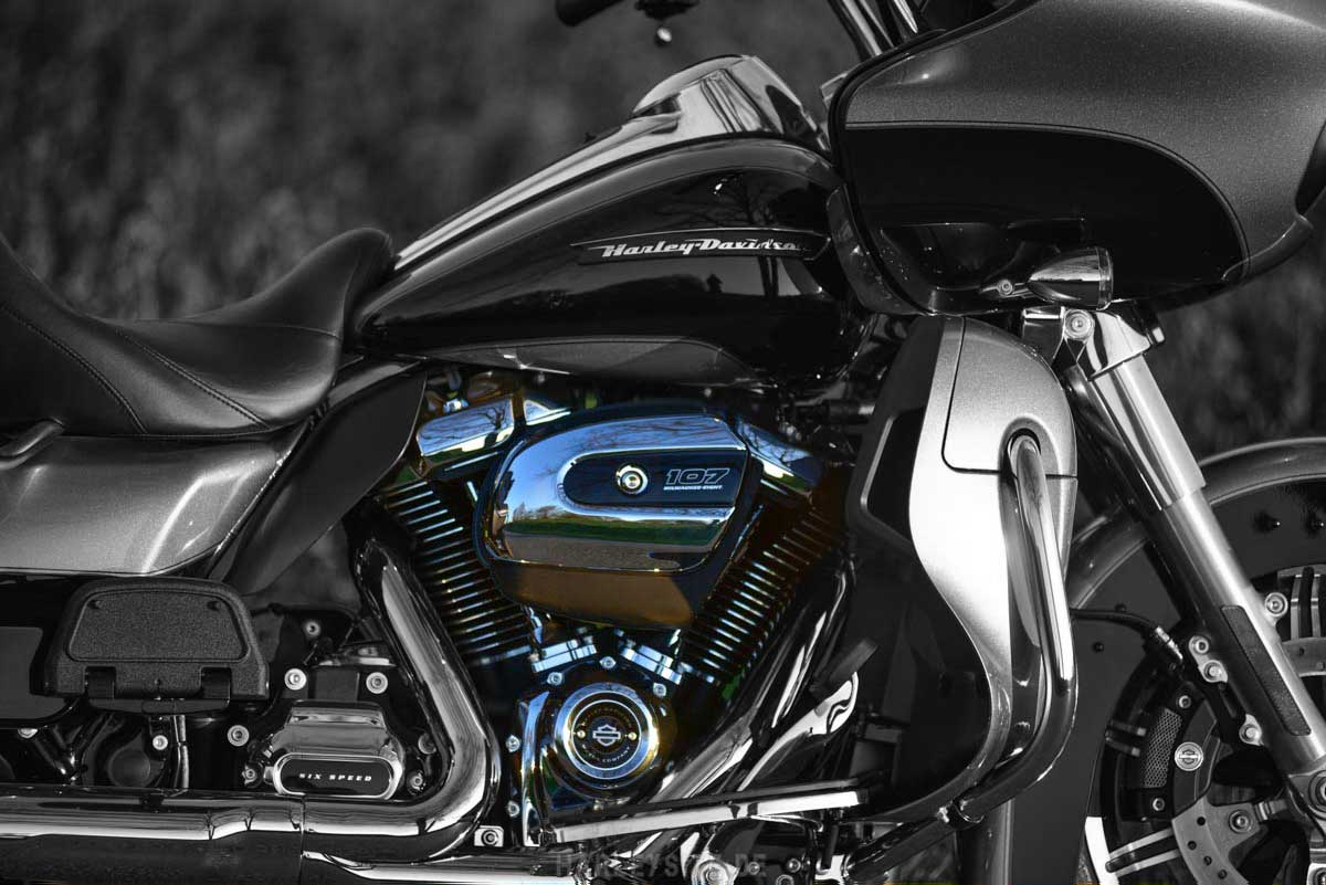 Harley Davidson Road Glide Ultra 2017 Milwaukee Eight