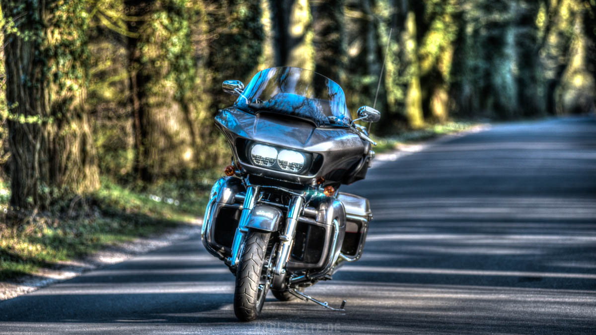 Harley-Davidson Road Glide Ultra 2017