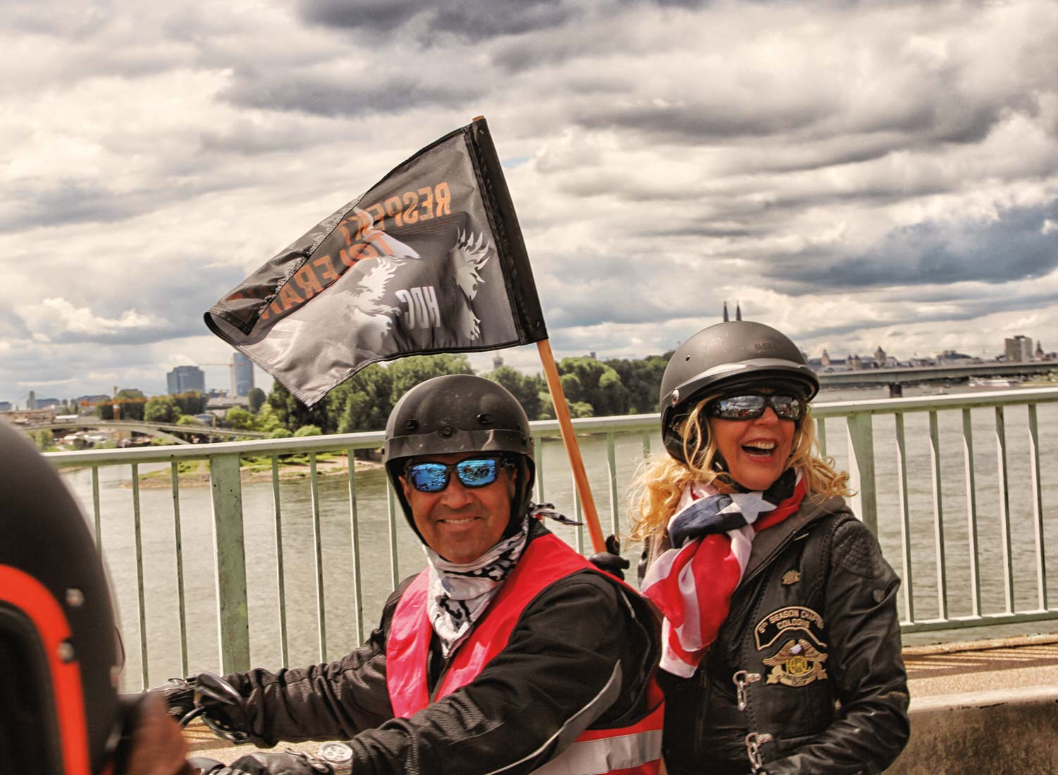 Harley Dome Cologne 2017 Parade