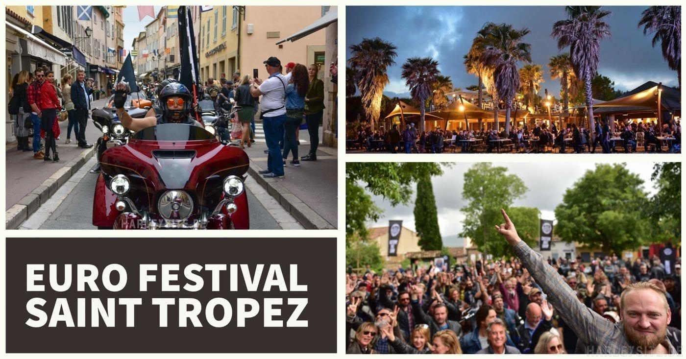 Harley-Davidson Euro Festival Saint Tropez