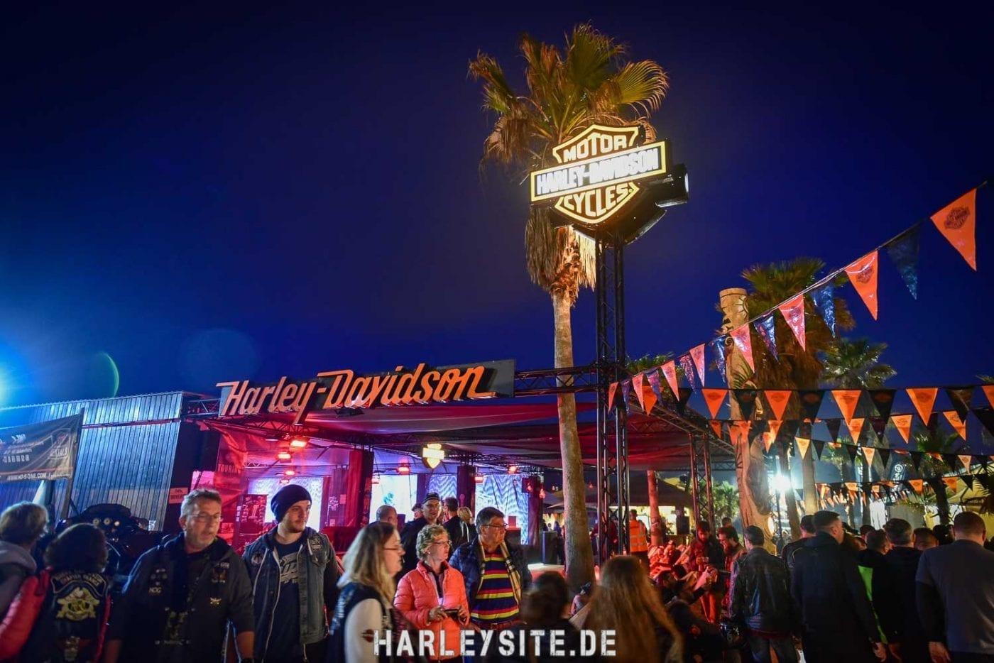Saint Tropez Harley-Davidson Event
