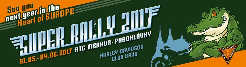 Die Super Rally in Tschechien 2017