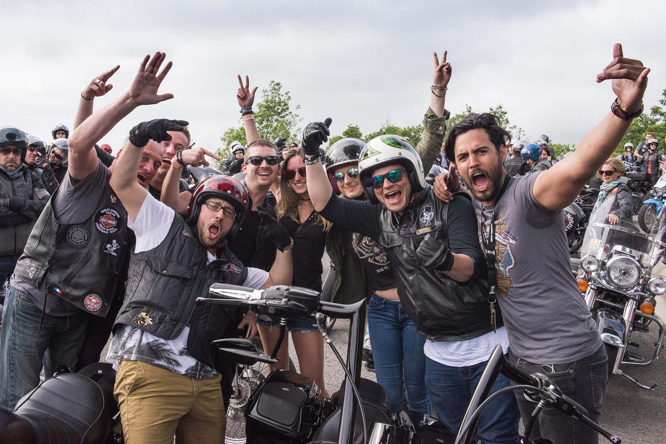 Vom 5. bis 10. September  feiert Harley-Davidson zum 20. Mal in Faak