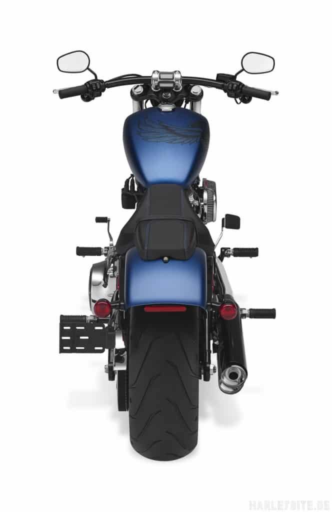 Harley-Davidson Breakout 114 Anniversary