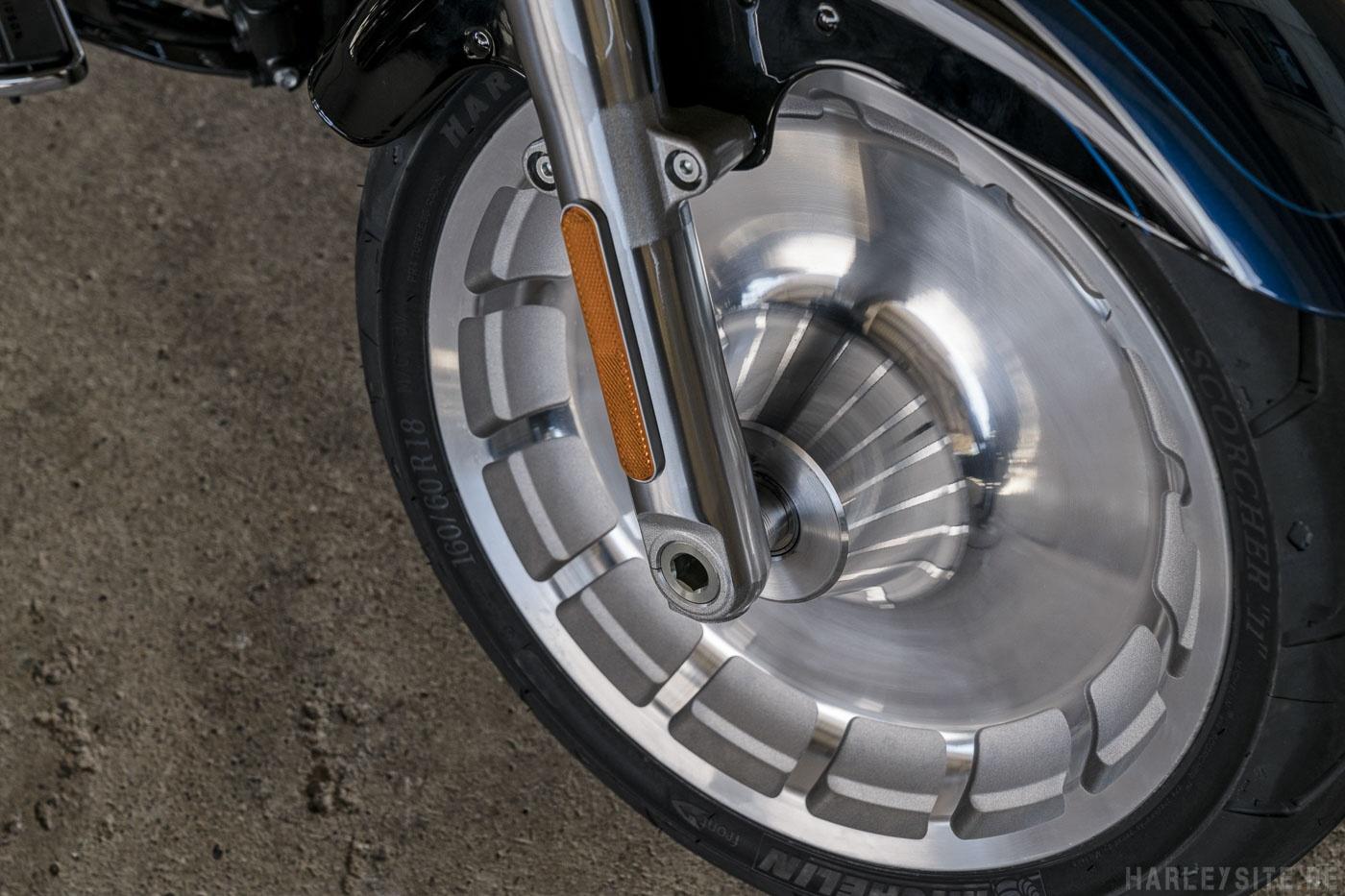 Harley-Davidson Fat Boy 114 Anniversary Softail Felge
