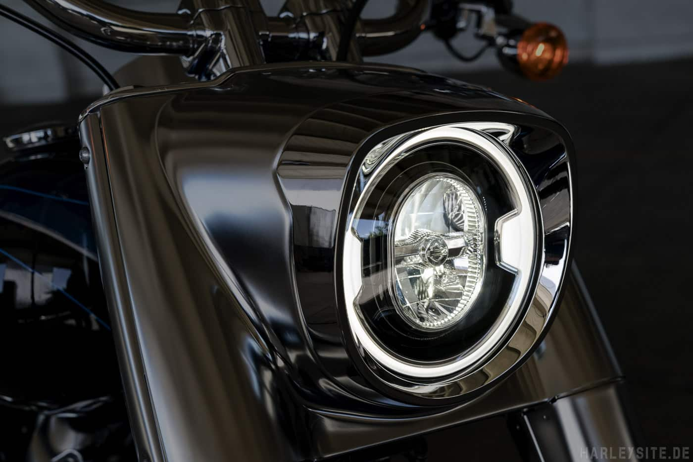 Harley-Davidson Fat Boy 114 Anniversary Softail LED Lampe