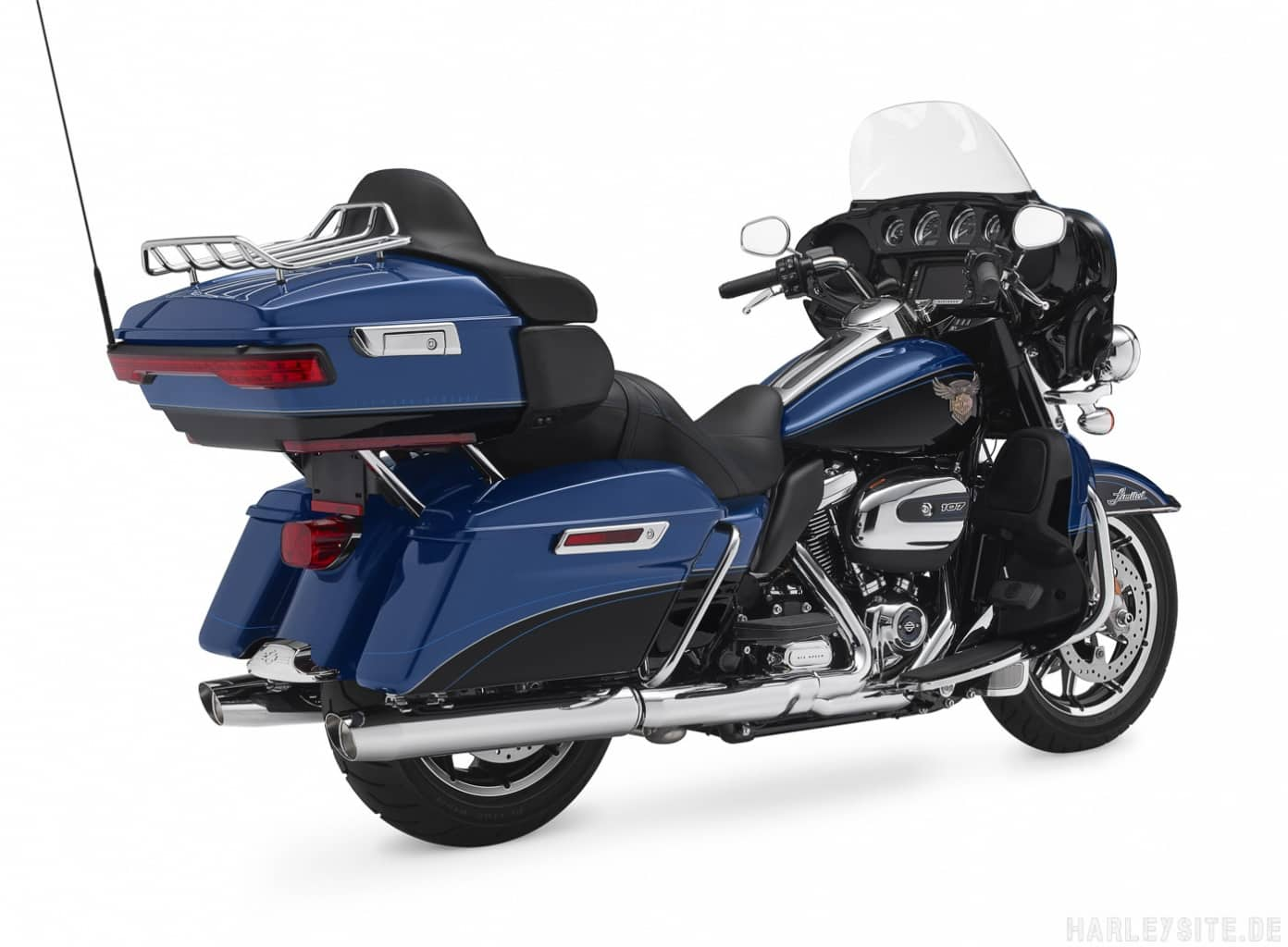 Harley-Davidson 115th Anniversary Ultra Limited