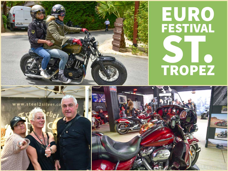 Harley-Davidson® Euro Festival rocks the Golfe de St-Tropez