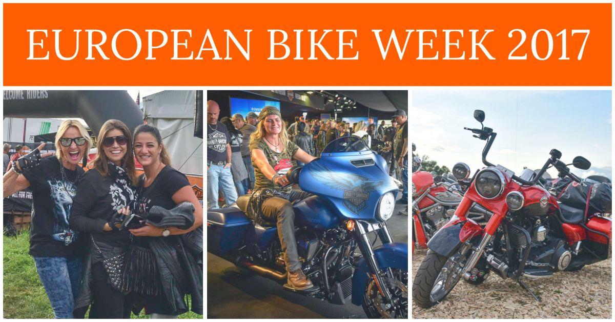 European Bike Week Faak am See 2017